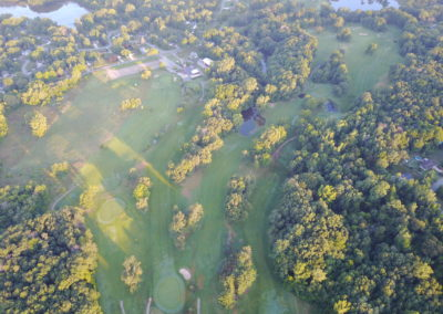 Image overlooking Brookwood Golf Course